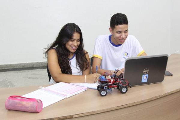 Ensino fundamental conta com Robótica em 2019