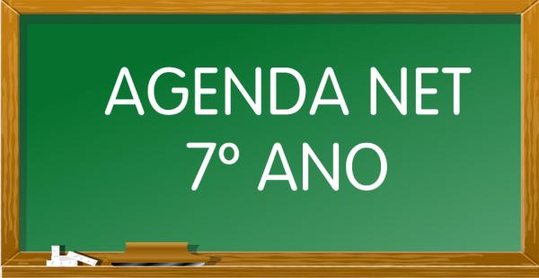AGENDA NET - 7º Ano