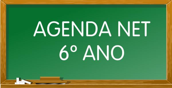 AGENDA NET - 6º Ano