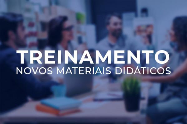 Instituições que ofertam Programa Bilíngue e Educação Infantil receberão treinamento sobre novos materiais didáticos