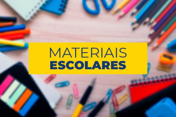 Lista de Materiais