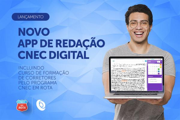 CNEC lança nova ferramenta de correção digital de redações