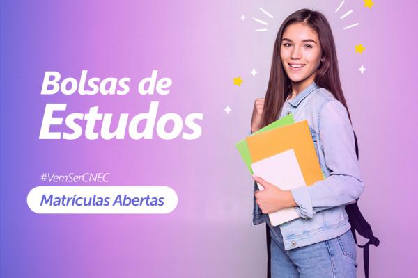 Edital para Bolsas de Estudo - Colégio Cenecista João Batista de Mello