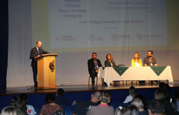 Encontro dos Educadores da Superintendência Regional de Ensino de Uberaba e Região