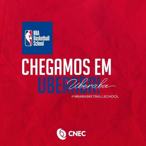 CNEC Uberaba abre inscrições para o programa NBA Basketball School