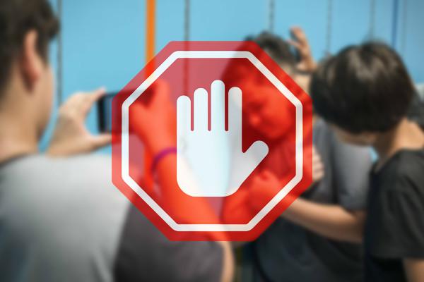 Bullying não tem graça