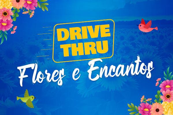 Colégio Cenecista Dr. José Ferreira promove Drive Thru Flores e Encantos