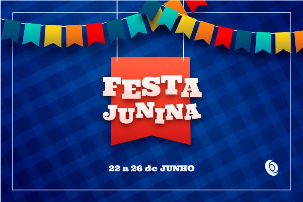 A festa junina do Zezão está chegando!