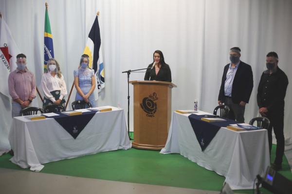 Cerimônia on-line da colação de grau do 2º período da Educação Infantil 2020