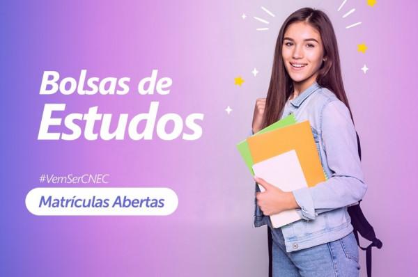 Edital para Bolsas de Estudo 2021 - Colégio Cenecista Dr. José Ferreira