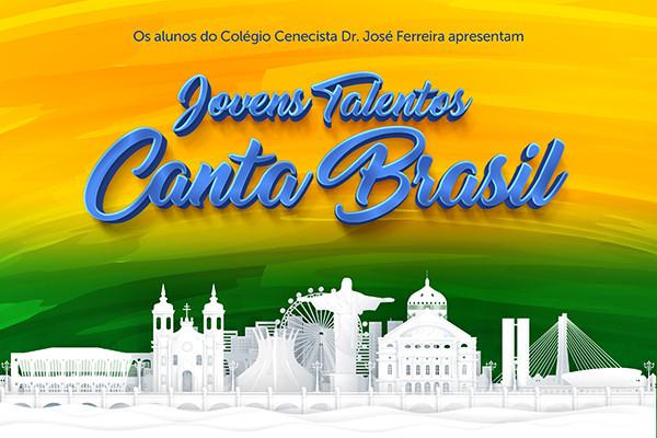 Alunos do Colégio Cenecista Dr. José Ferreira apresentam a tradição do MPB em apresentação musical: Canta Brasil