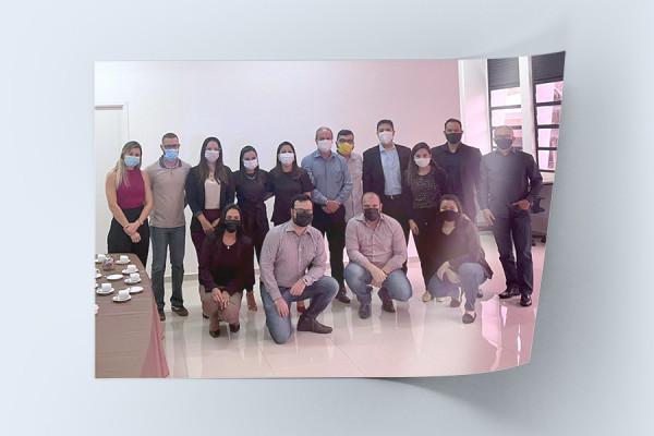 Treinamento de gestores da rede CNEC