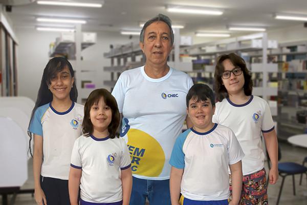 Alunos do Colégio Cenecista Dr. José Ferreira se classificam para a 1º etapa Nacional  da Olimpíada Brasileira de Robótica Virtual