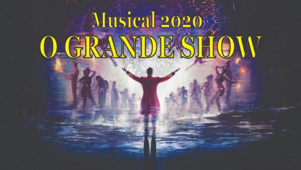 """Audições para o musical """"O Grande Show"""""""