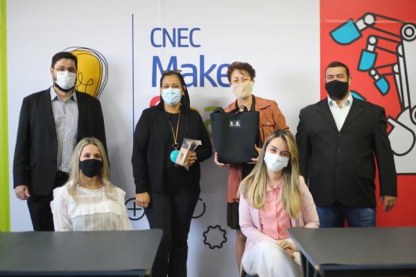 Inauguração do MakerSpace