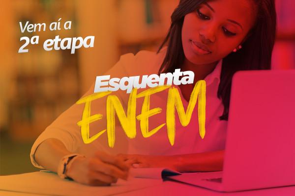 CNEC promove segunda etapa do Esquenta Enem