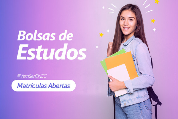 Edital para Bolsa de Estudo 2021 - Colégio Cenecista Santa Bárbara