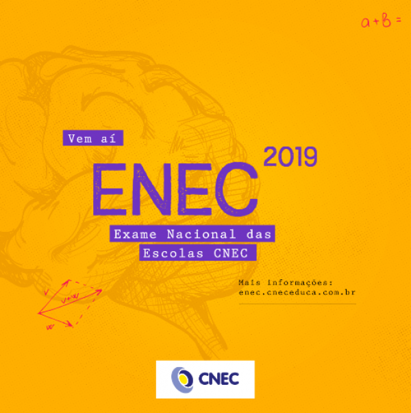 ENEC 1 será aplicado de 3 a 17 de junho
