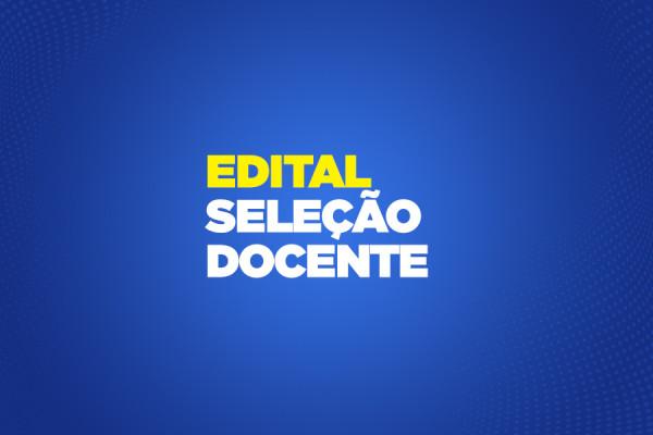 EDITAL DIR Nº 001/2021