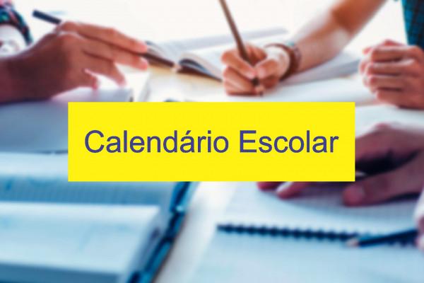 Calendário Escolar Colégio Sepé 2019